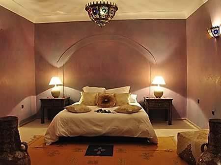 Suites voyage suite riad a marrakech h bergement - Prix chambre hotel mamounia marrakech ...